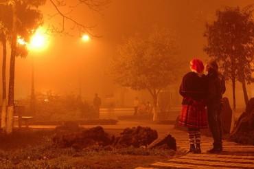 Đêm Valentin vùng cao