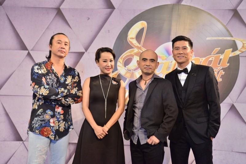 Hồ Hoài Anh thay thế Nguyễn Hải Phong làm HLV Sing My Song