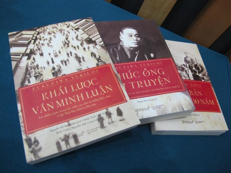 Tọa đàm và phát hành bộ sách kỷ niệm 150 năm Minh Trị duy tân