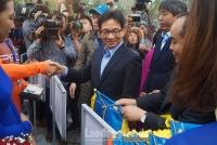 Rộn ràng khai hội Bơi chải Thuyền rồng Hà Nội mở rộng năm 2019
