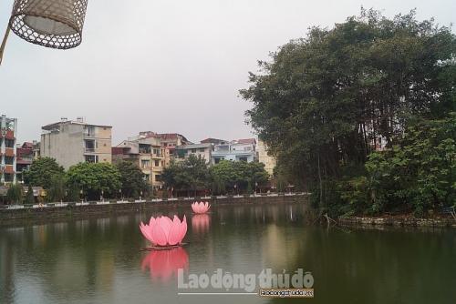 Hồ Văn, một sớm mưa Xuân