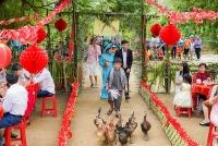 Khám phá những đám cưới độc đáo trong phim 'Vu quy đại náo'