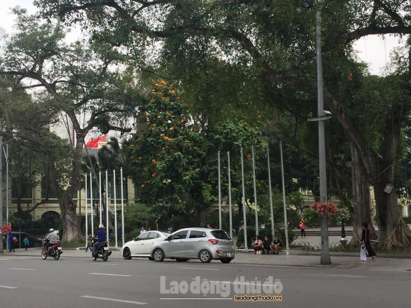"""Du lịch Hà Nội: 20 năm một chặng đường phát triển """"Thành phố vì hòa bình"""""""