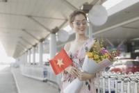 Người kế nhiệm Hương Giang lên đường sang Thái dự thi Miss International Queen 2019