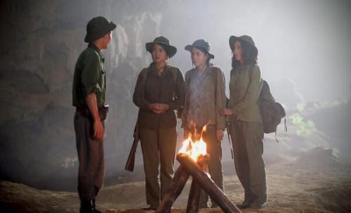 """""""Truyền thuyết về Quán Tiên"""": một góc nhìn rất khác về chiến tranh"""