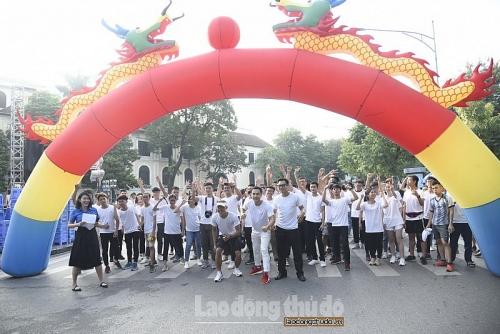 Lùi Ngày chạy Olympic vì sức khoẻ toàn dân năm 2020 do dịch Covid-19