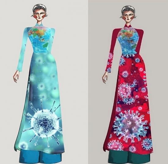 Nhà thiết kế Nhật Dũng mong muốn Tết ai cũng được diện áo dài
