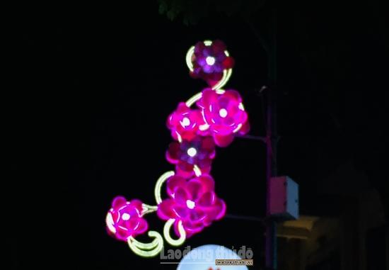 Vận động thiết kế trang trí thành phố Hà Nội năm 2021