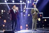 Ngọc Sơn và Quang Lê tranh cãi trên sóng truyền hình về chuyện lụy tình
