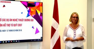 Đan Mạch tài trợ cho các nghệ sỹ đương đại Việt Nam