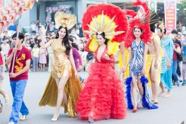 """""""Carnaval Đồng Hới 2018""""– Lễ hội đường phố lớn nhất miền Trung"""