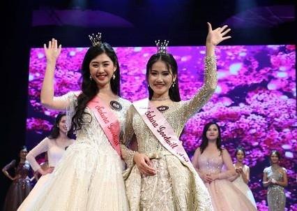 Hà Nội đã có 2 Đại sứ thiện chí Hoa Anh đào lần thứ nhất
