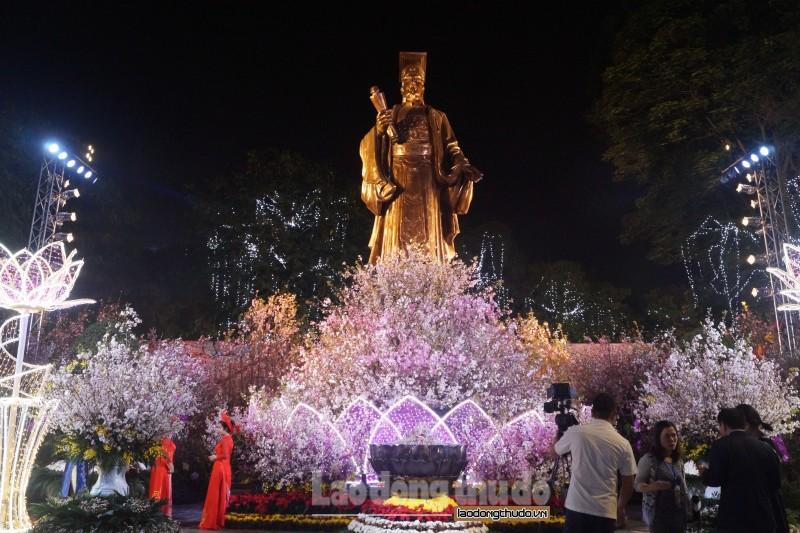 tung bung khai mac le hoi hoa anh dao nhat ban ha noi 2019