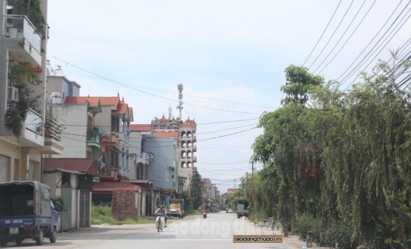 Huyện Thường Tín thực hiện tốt thông tin tuyên truyền chống dịch
