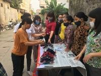 Huyện Thanh Trì tập trung rà soát người liên quan đến Bệnh viện Bạch Mai