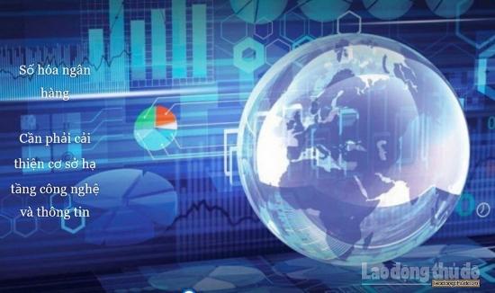 Ngân hàng Việt Nam đang ở đâu trong tiến trình số hóa?