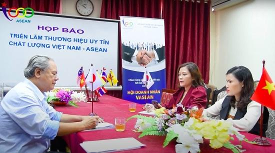 Triển lãm thương hiệu uy tín chất lượng Việt Nam - ASEAN 2021