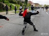Mỹ bàng hoàng vì bạo động