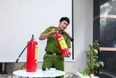 Tập huấn và tuyên truyền PCCC tại Him Lam Riverside