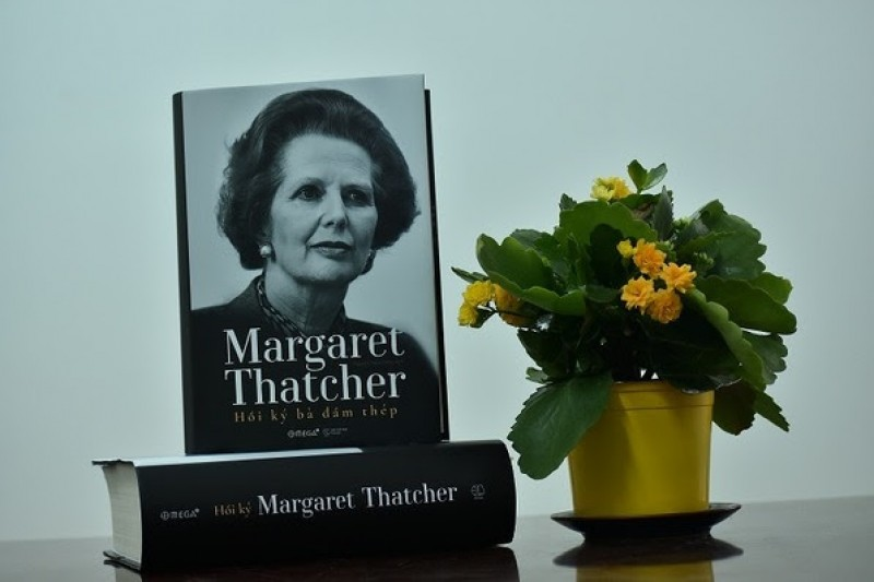 """Ra mắt """"Margaret Thatcher - Hồi ký bà đầm thép"""""""