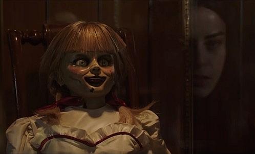 'Annabelle: Ác quỷ trở về' tung trailer 'rợn tóc gáy'