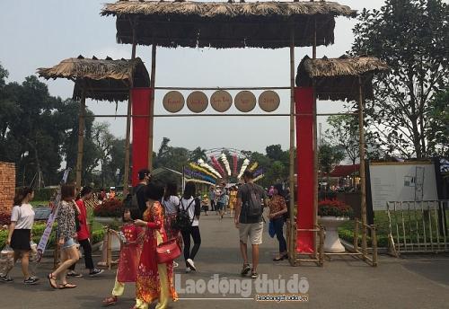 """""""Festival Văn hóa Việt 2019"""" tại Hoàng thành Thăng Long mở cửa miễn phí phục vụ người dân"""