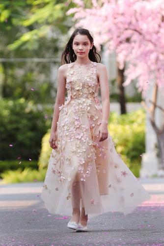 Ấn tượng Tuần lễ thời trang trẻ em Việt Nam Xuân Hè 2019