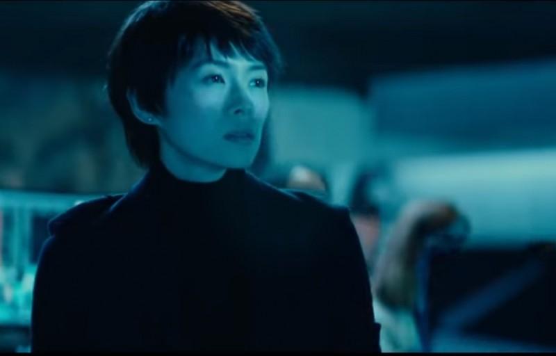 Chương Tử Di xuất hiện trong 'siêu bom tấn' 'Chúa tể Godzilla'