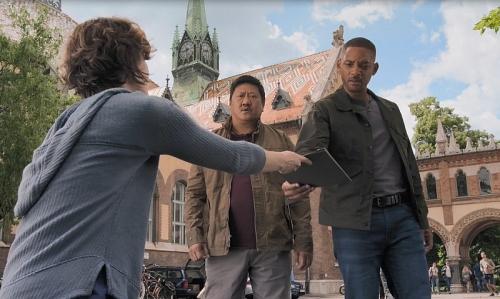 Tài tử Will Smith hợp tác cùng đạo diễn Lý An trong siêu phẩm hành động