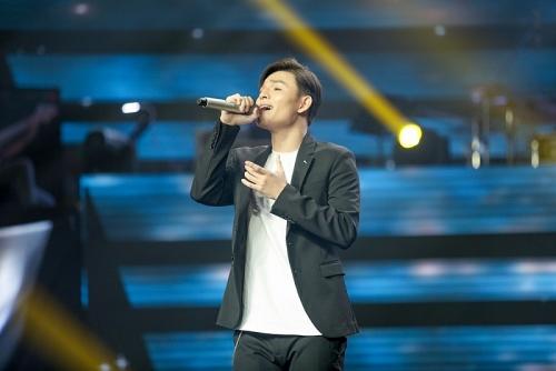 Xuất hiện bản sao Đức Phúc trên sân khấu Giọng hát Việt