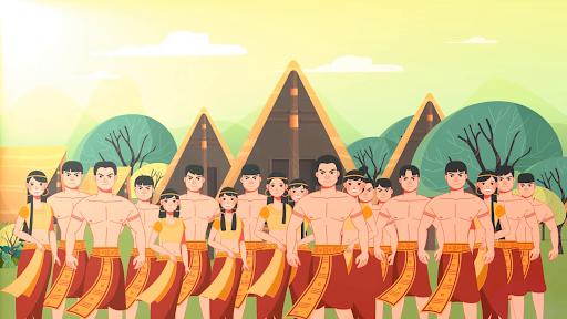 """Nhân ngày Giỗ Tổ Hùng Vương, ôn lại truyền thuyết về """"Bọc trăm trứng"""""""