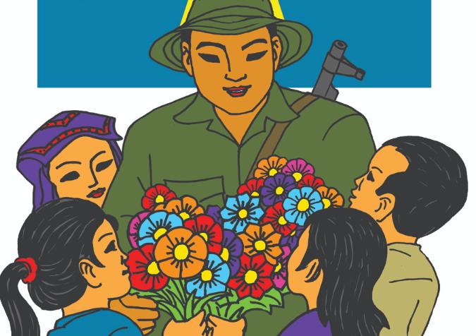 Phát động cuộc thi sáng tác tranh cổ động 75 năm Cách mạng tháng 8 và Quốc khánh 2/9