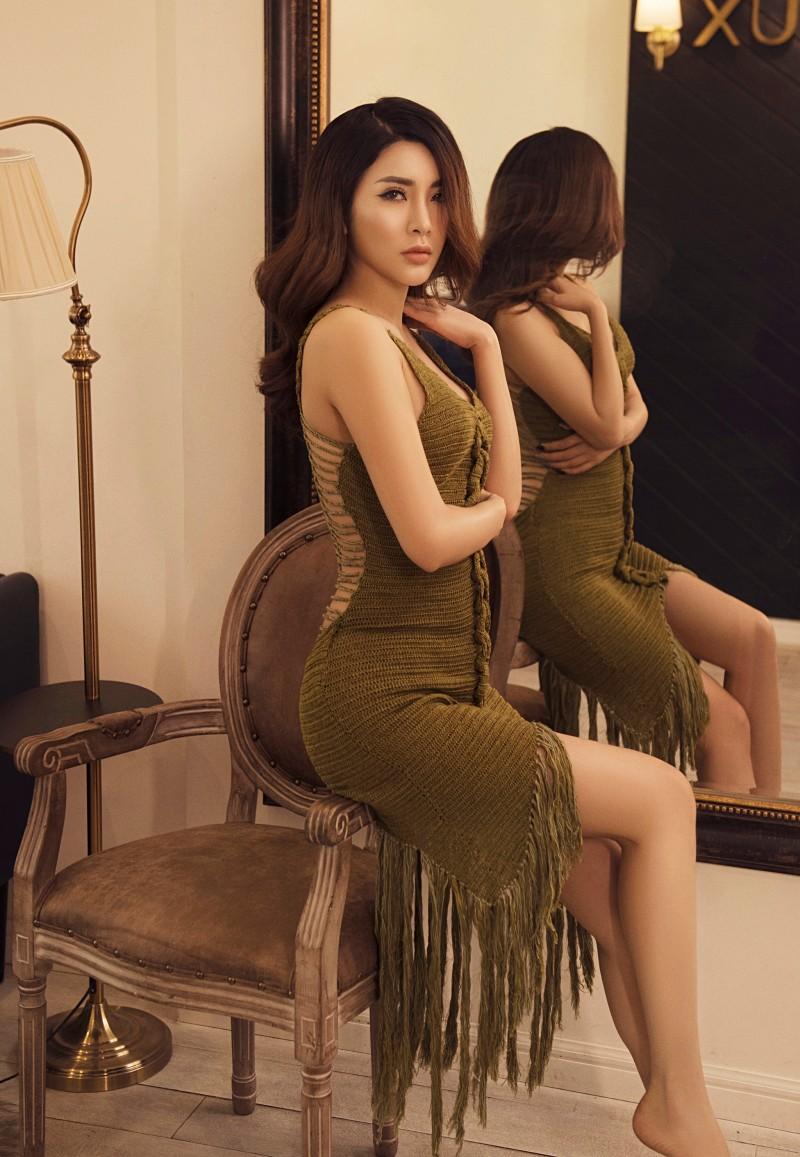 a hau yan my chia se cach tao dang chup guong mat khong goc chet