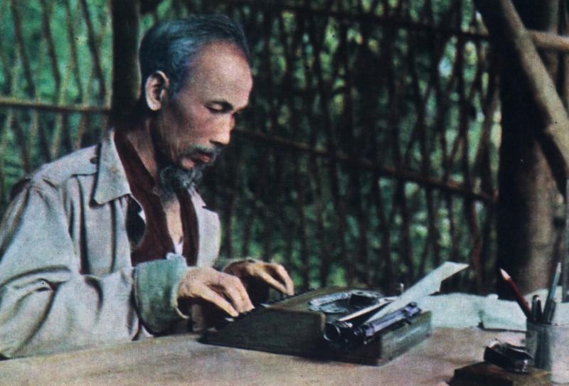 Dấu ấn phong cách làm việc và lãnh đạo của Chủ tịch Hồ Chí Minh