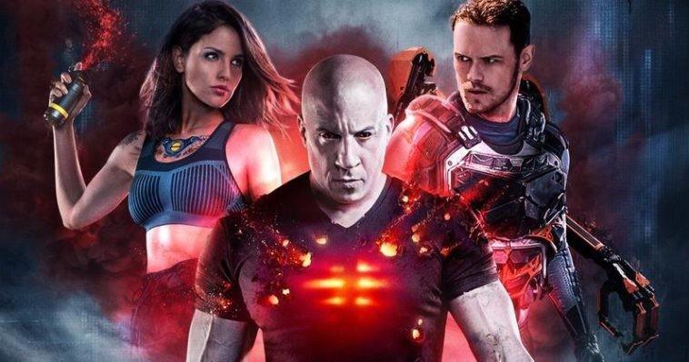 Vì sao Bloodsot không thể trở thành bộ phim siêu anh hùng mới?
