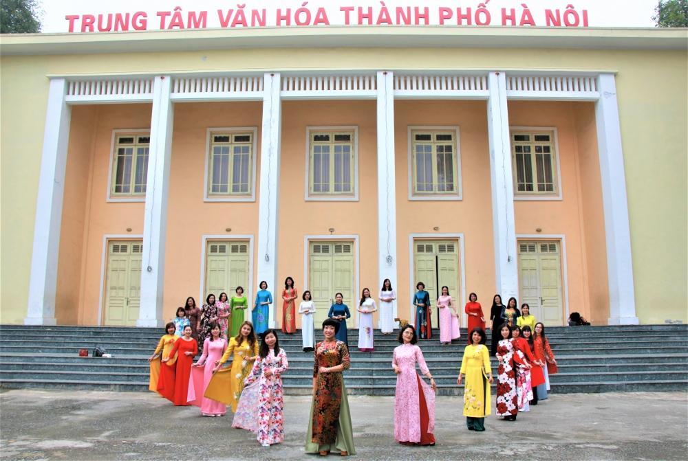 Công đoàn Sở Văn hóa và Thể thao Hà Nội vượt bão Covid-19 tạo sức bật đầu năm