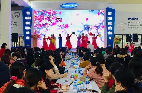 Thanh Trì tổ chức nhiều hoạt động trong Tháng Công nhân 2021
