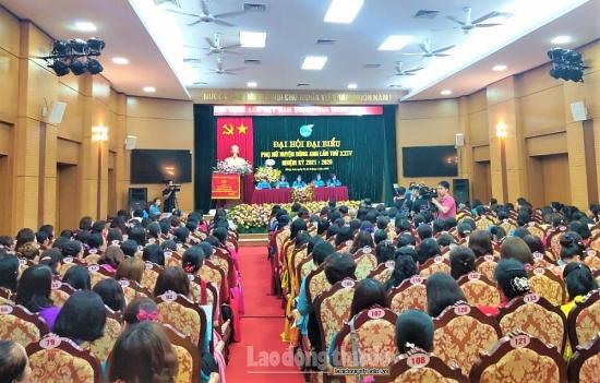 Xây dựng người phụ nữ Thủ đô đáp ứng yêu cầu thời kỳ đổi mới