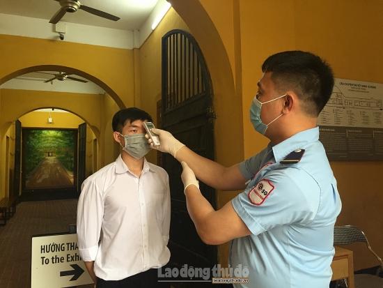 Các điểm du lịch tại Hà Nội cấp bách triển khai biện pháp phòng dịch