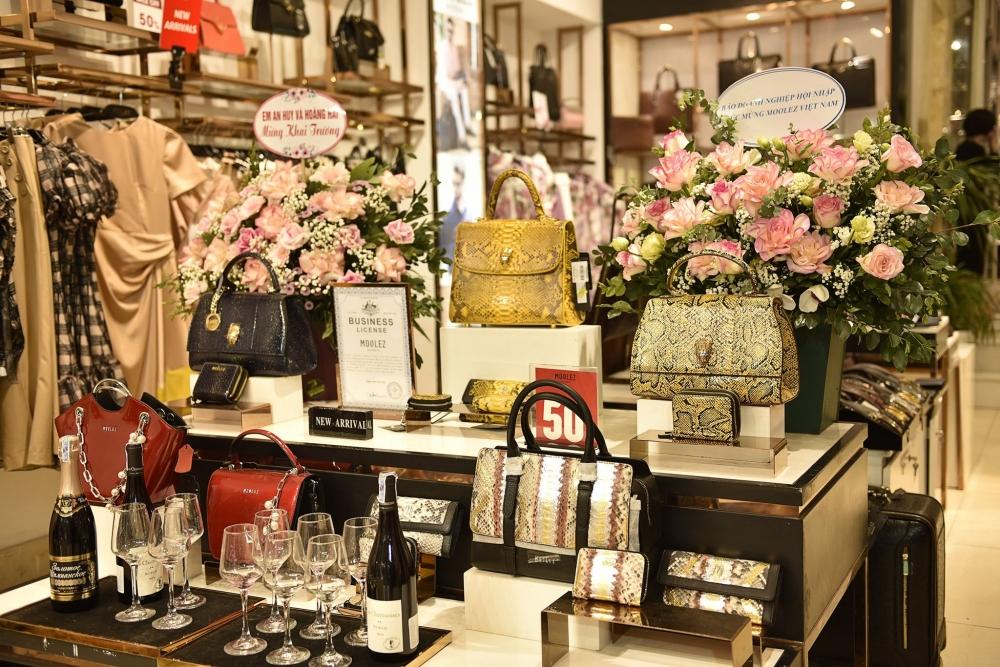 Thời trang Moolez Australia khai trương cơ sở thứ 9 tại Hà Nội