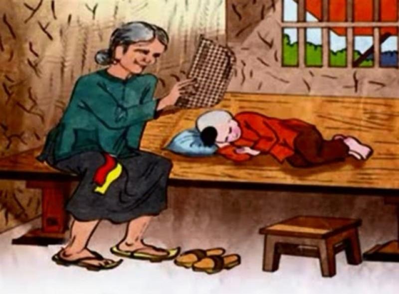 Bà nội hay bà ngoại