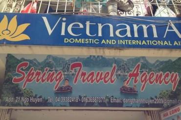 Chủ tịch UBND TP yêu cầu Sở du lịch kiểm soát chất lượng dịch vụ du lịch