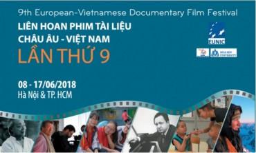 12 quốc gia dự Liên hoan Phim Tài liệu châu Âu - Việt Nam lần thứ 9