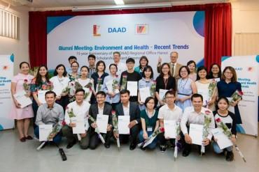 15 năm hoạt động trao đổi khoa học giữa Việt Nam và Đức