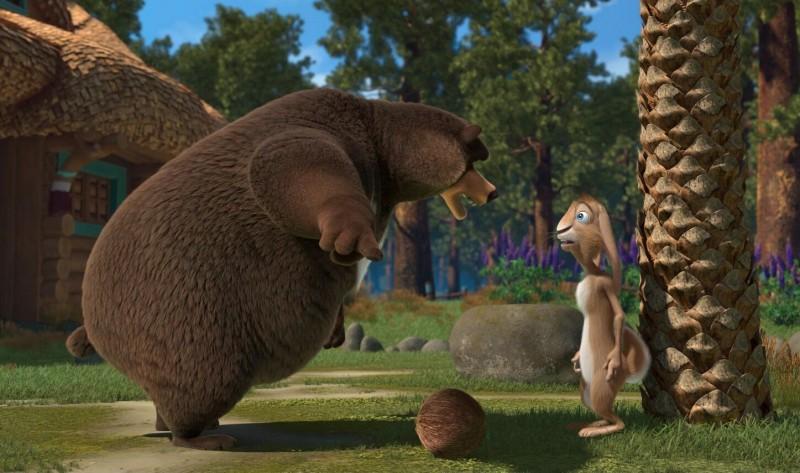 Gấu Trúc về nhà -  món quà siêu dễ thương cho ngày Tết Thiếu nhi