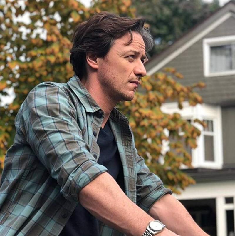 """James McAvoy: Thầy Charles Xavier """"Dị nhân"""" trở lại trong siêu phẩm kinh dị It: Chapter Two"""