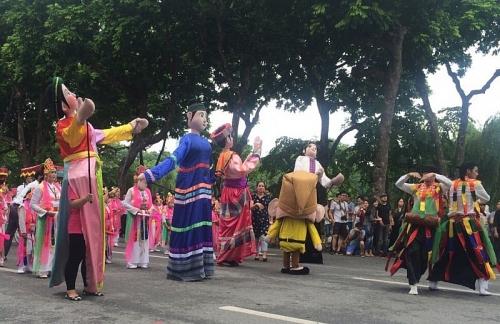 Ngày hội giao lưu văn hóa, thể thao và du lịch 2019