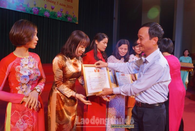 huyen thanh tri bieu duong cong nhan gioi nam 2019