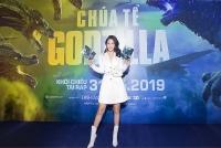 Dàn sao Việt 'phát cuồng' vì Chúa tể Godzilla