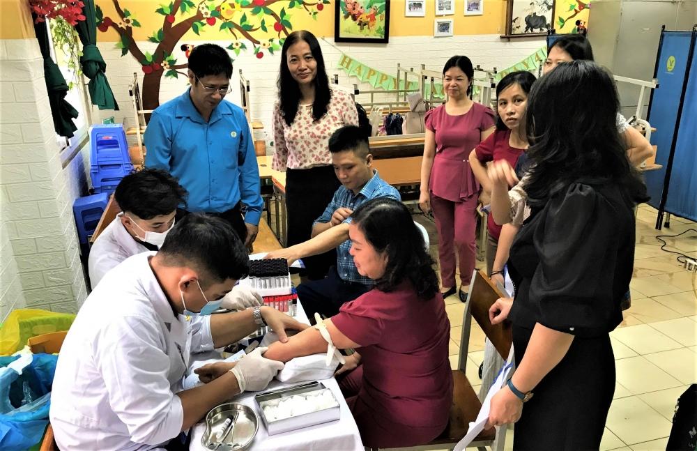Phối hợp chặt chẽ với chuyên môn để nâng cao chất lượng giáo dục